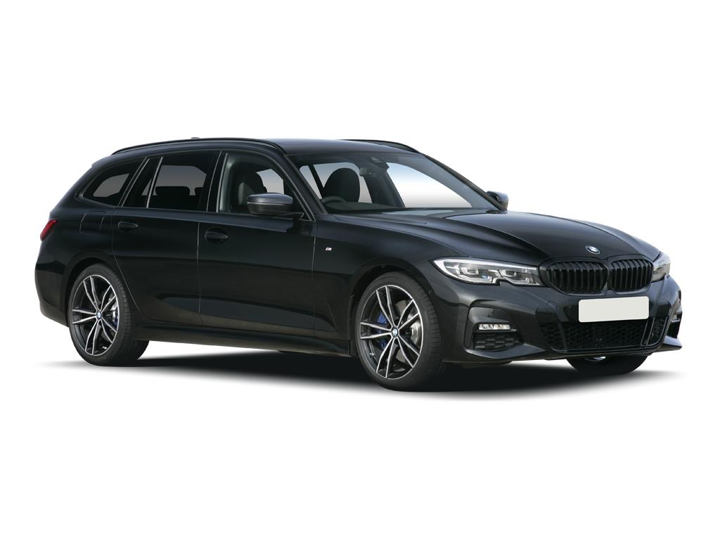 BMW 3 SERIES TOURING 330e M Sport 5dr Step Auto [Tech/Pro Pack]