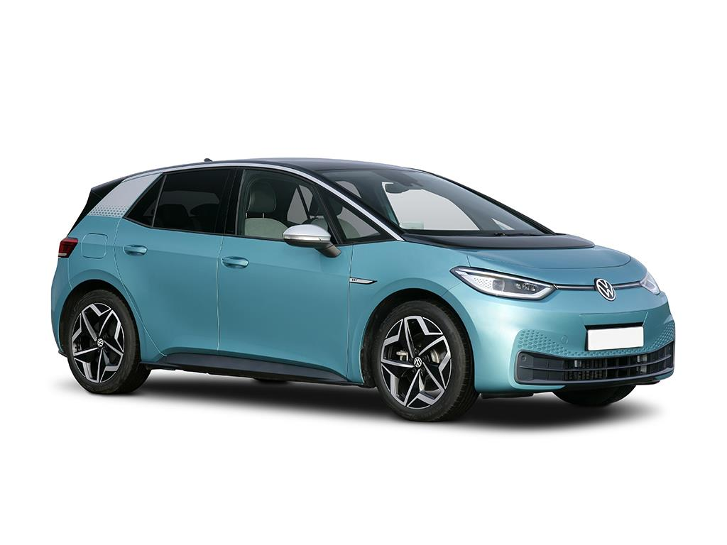 VOLKSWAGEN ID.3 ELECTRIC HATCHBACK 150kW Tech Pro Performance 62kWh 5dr Auto